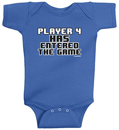 Threadrock Baby Boys' Player 4 Has