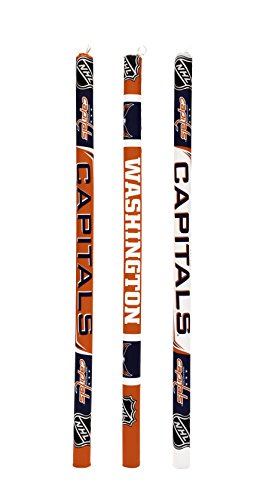 Btswim NHL Washington Capitals Pool Noodles (Pack of 3)