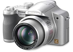 Panasonic Leica DMCFZ7 6MP Digital Camera with 12x Optical Image Stabilized Zoom