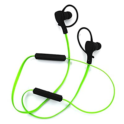 Vcall High-Grade Mini Wireless Stereo Sports/Running & Gym/Exercise Bluetooth Earbuds Headphones Headsets with Microphone Mic, A2DP, Noise Cancellation, Music Streaming and Control, Great for Sports, GYM, Running, Exercises, for Apple iPhone 6/6 plus/5/5s