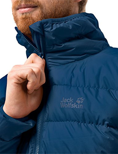Uomini Giacca Poseidon Inverno Wolfskin Alto Blu 2018 Elio Nera Gli Jack qCTIXRwg