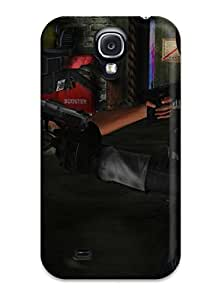 5204835K78507784 New Arrival Galaxy S4 Case Resident Evil Case Cover