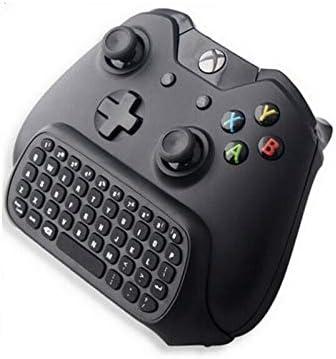 Xbox One Mini Teclado con Conector de 3,5 mm, Receptor de Teclado inalámbrico de 2,4 G para Xbox One y Xbox One Elite: Amazon.es: Electrónica