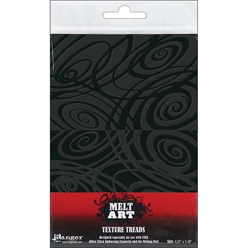 Ranger SUT-34766 Melt Art Tex ture Tread, Mod Swirls Notions - In Network