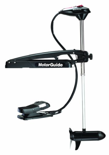 MotorGuide 9213101330 Freshwater Foot-Control Marine Bow Mount, Outdoor Stuffs