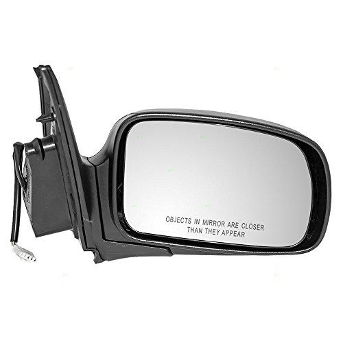 Passengers Power Side View Mirror Replacement for Mercury Nissan Van ()