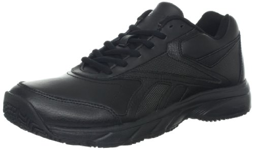 Reebok Womens Work N Cushion Walking Shoe Nero