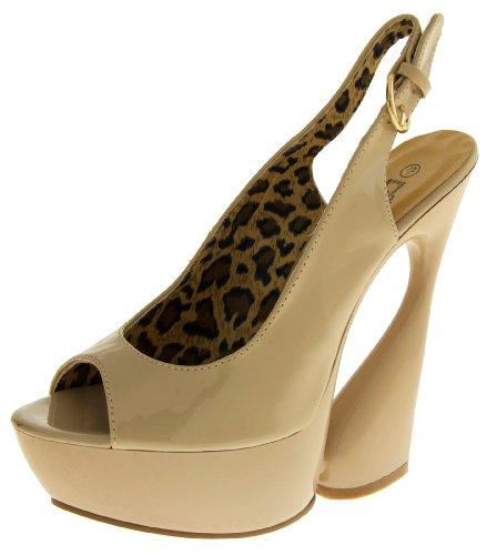 mujer Sandalias beige para de vestir Footwear Beige Studio 6Sxw7qqna