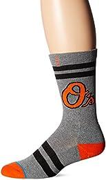 Men Orioles Socks
