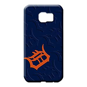 samsung galaxy s6 Highquality Tpye pictures phone case skin detroit tigers mlb baseball