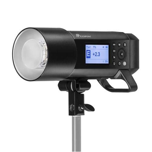 Flashpoint XPLOR 400PRO TTL Battery-Powered Monolight with Built-in R2 2.4GHz Radio Remote System (with Bowens Mount Adapter) - Godox AD400 Pro by Flashpoint (Image #5)