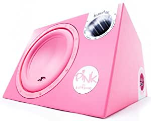In Phase XTP12 - Subwoofer (1400 W), color rosa