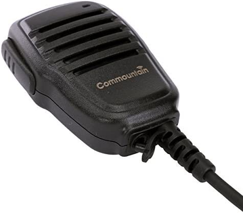 Commountain Compact Speaker Mic for Baofeng Radios