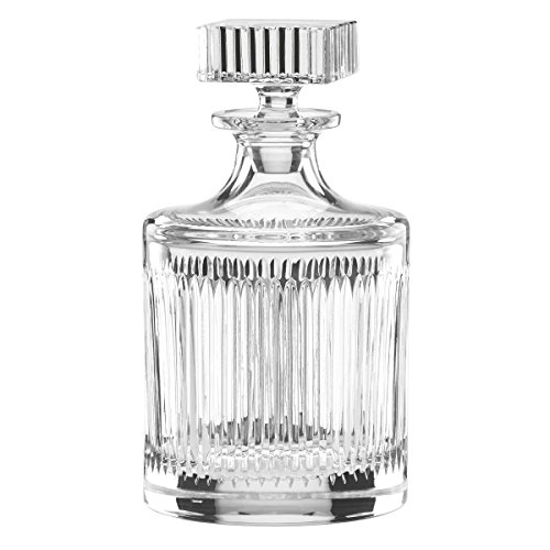 Reed & Barton, Thomas O'Brien New Vintage Hanson Crystal Decanter 871743 32 oz. Thomas Obrien Barware