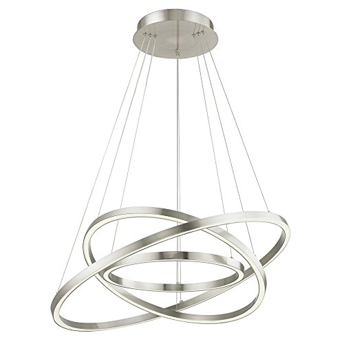 Triple Shade Pendant Light in US - 6