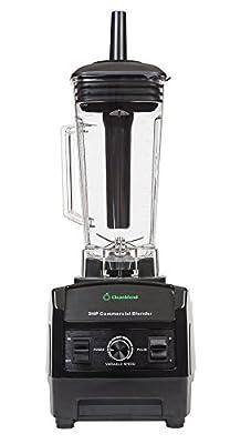 Cleanblend 3HP 1800-Watt Commercial Blender