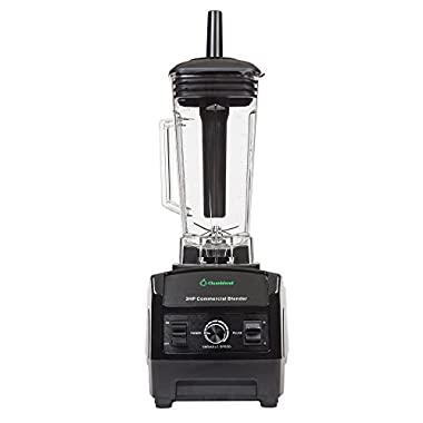 Cleanblend: 3HP 1800-Watt Commercial Blender
