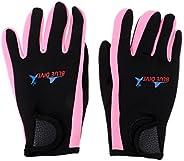 SunniMix Scuba Diving Gloves 1.5mm Neoprene Fin Gloves for Men Or Women, Great for Snorkeling Swimming Surfing