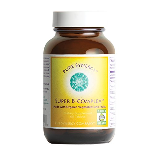 Pure Synergy B Complex Tablets Vitamin product image