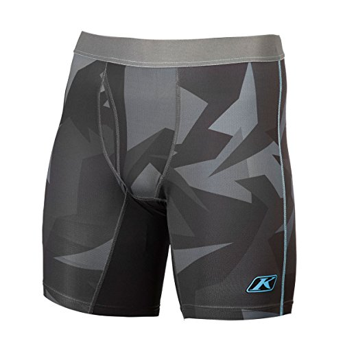 Klim Aggressor Brief 1.0 Men's Undergarment Off-Road/Dirt Bike Body Armor - Camo / 2X-Large by Klim