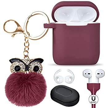 Amazon.com: TOROTOP Compatible for Airpods Case, 7 in 1