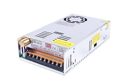 LM YN DC 0-60V 8A Adjustable Switching Power Supply Industrial Grade High-precision High-stability CE & ROHS Certification For Industrial Control Communications Scientific Research Civil Equipment