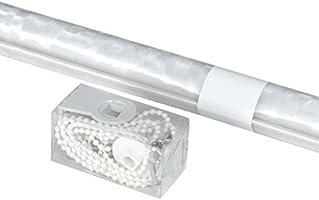 Aquamarin – Cortina transparente enrollable para la ducha – 140 x 240 cm: Amazon.es: Hogar