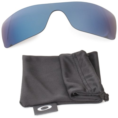 Oakley Batwolf 43-358 Iridium Replacement Lens Kit,Multi for sale  Delivered anywhere in USA
