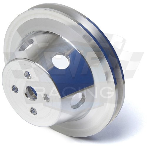 FE Ford Water Pump Pulley, 390, 427, 428, V-Belt CVF Racing