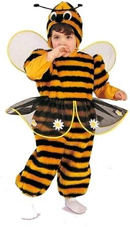 Rio - Disfraz de abeja para niña, talla 1-2 años (103342/TG00 ...