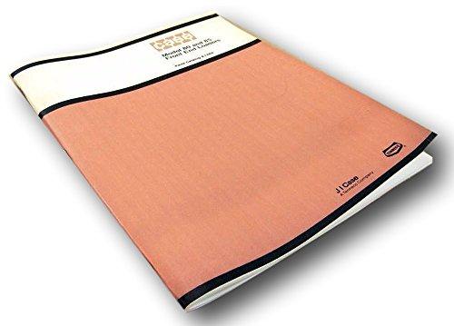 Case Model 80 85 Front End Loaders Parts Manual Catalog Fork Lift Grapple (Front End Loader Parts)
