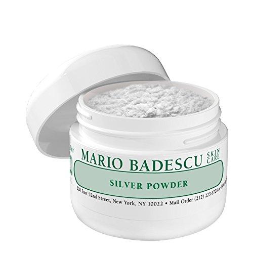 マリオバデスキュー銀粉末 x4 - Mario Badescu Silver Powder (Pack of 4) [並行輸入品] B071H9RMPK