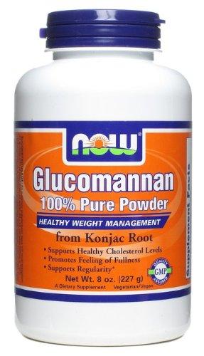 Glucomannan Poudre 100% Pure - 8 oz - Poudre