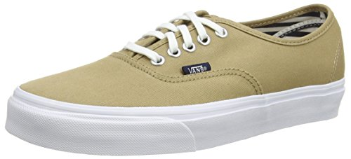 Vans Authentic - Zapatilla Baja Unisex Adulto Beige (deck Club/khaki)