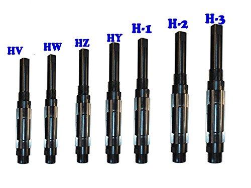 Qualit/é premium. - 15//32 Ensemble de 7 al/ésoirs r/églables HV /à H3 1//4 6,350 mm 11,906 mm