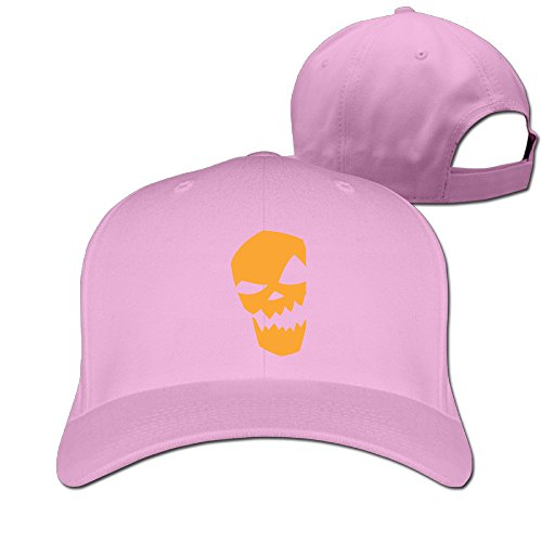 Alexander Halloween Alley Skull Unisex Girls' Fashion Unicode Solid Peaked Hat Baseball Sport Student (Trinidad Halloween Costumes)