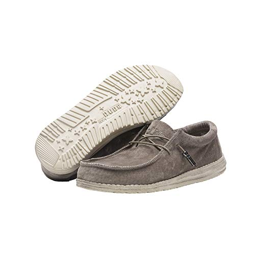 Wally De Dude Los Gamuza Shoes Marrón Hombres qUtwtgr5