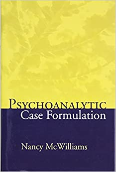 Book Psychoanalytic Case Formulation