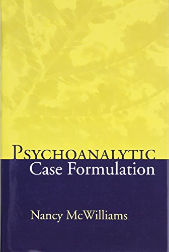 (Psychoanalytic Case Formulation)