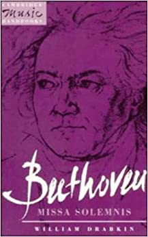 Book Beethoven: Missa Solemnis (Cambridge Music Handbooks)
