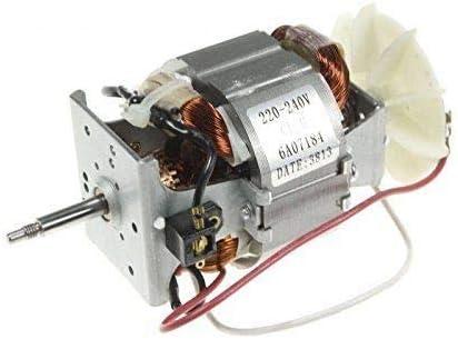 Moulinex Motor 6 a07184 ventilador para robot de cocina storeinn ...
