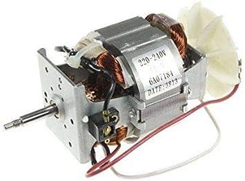 Moulinex Motor 6 a07184 ventilador para robot de cocina storeinn do201 do302 do350 fp320: Amazon.es: Hogar