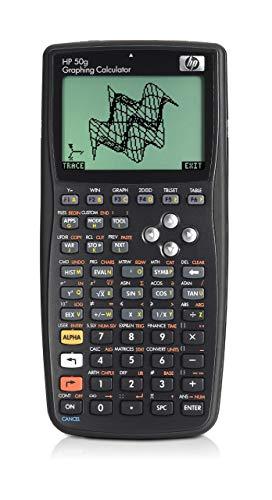 HP 50g Graphing Calculator (Renewed)