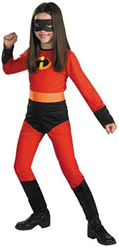 (Disney The Incredibles Violet Classic Girls Costume, Small)