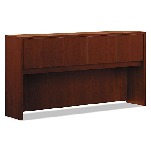 HON BL Series Stack-On Hutch , 4 Doors , 72