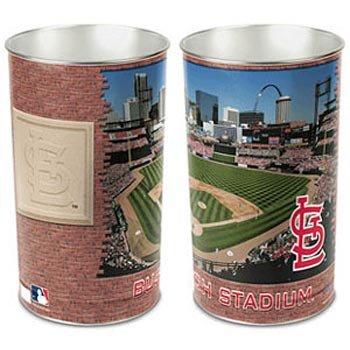Louis Cardinals Wastebasket (MLB St. Louis Cardinals Tapered Wastebasket)