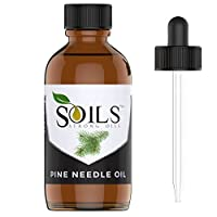 Strong Oils 100% Pure Pine Needle Essential Oil 4 Oz (118 Ml) Therapeutic Grade