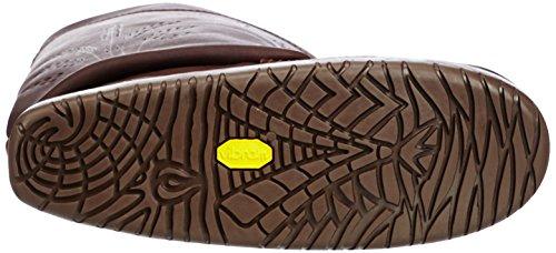821519043629 - Manitobah Mukluks Women's Tall Gatherer Mukluk Winter Boot, Cocoa, 6 M US carousel main 2
