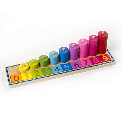 Fat Brain Toys Counting Stacker ...