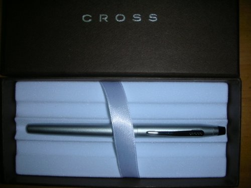 Cross Century Classic Select Tip Rolling Ball Pen Matte Chrome
